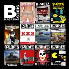 B-Sides Magazine - Cover 2010