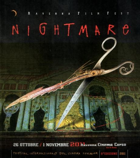 RNFF 2011LOGO - Ravenna Nightmare Film Festival