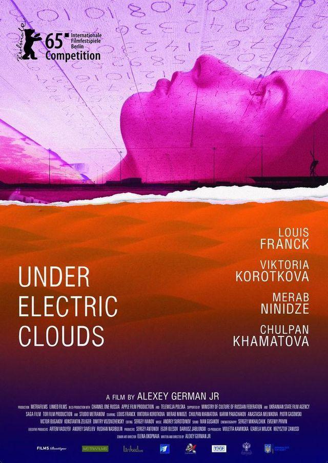 Under electric clouds - Alexey German Jr